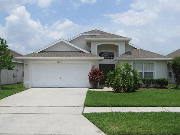 2680 WG 3 Bdrm, 2 Bath, Wi-Fi, Lake View, Pool, Pet Friendly - Image 1 - Kissimmee - rentals