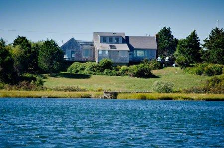 HILL HOUSE ON STONEWALL POND - CHIL RALD-140 - Image 1 - Chilmark - rentals