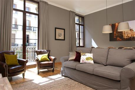 Paseo de Gracia Deluxe C - Image 1 - Barcelona - rentals