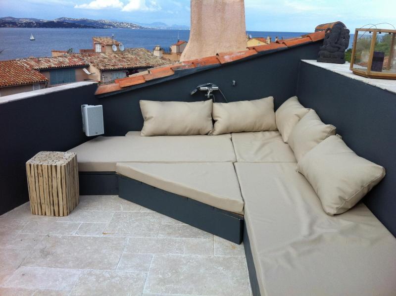 Le Lounger  - Luxury Fisherman's Townhouse - Unique Terrace - Saint-Tropez - rentals