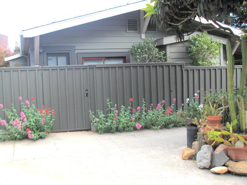 GUESTHOUSE EXTERIOR - EXCEPTIONAL SANTA BARBARA GUESTHOUSE - Santa Barbara - rentals