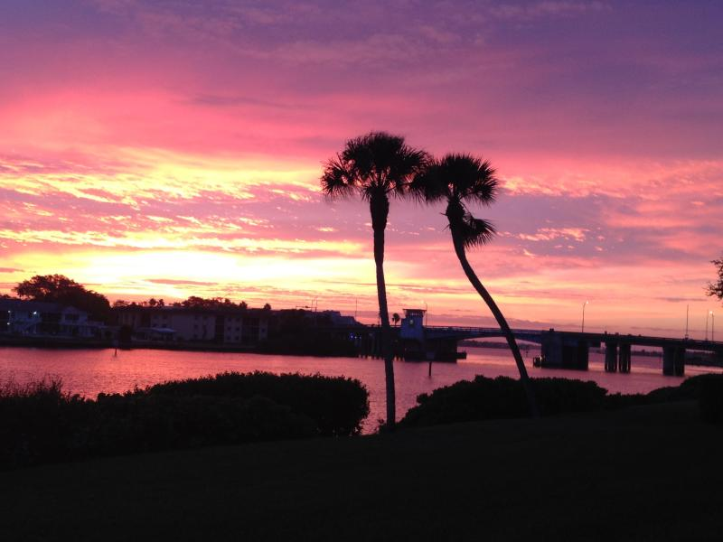 Sunrise from the porch - Siesta Key Paradise - Siesta Key - rentals