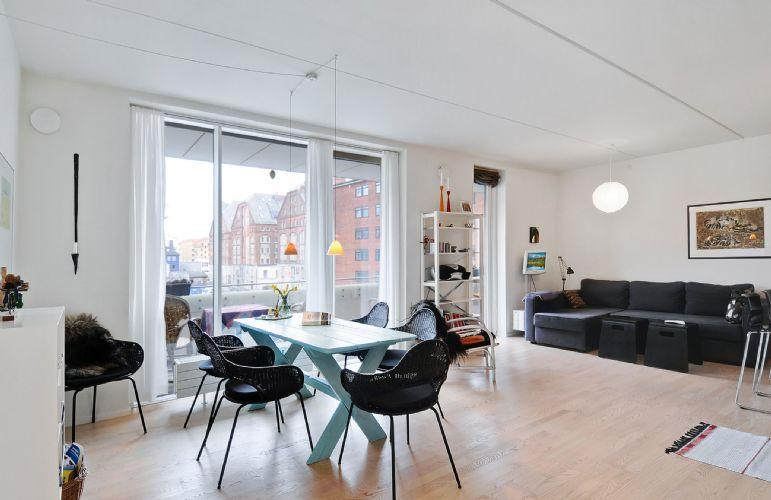 Thorshavnsgade Apartment - New and modern Copenhagen apartment - Copenhagen - rentals