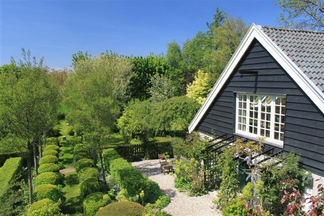 View on the house - Farm house overlooking pastures outside Amsterdam - Abcoude - rentals