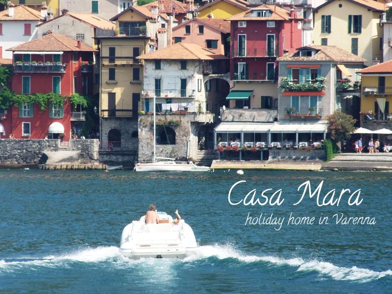 The great beauty on Como Lake - Casa Mara, Varenna - Image 1 - Varenna - rentals