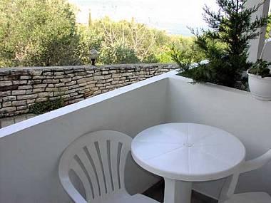 A3(3): balcony - 4985 A3(3) - Kali - Kali - rentals