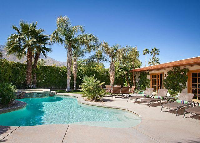Pool - Buena Vista House - Palm Springs - rentals
