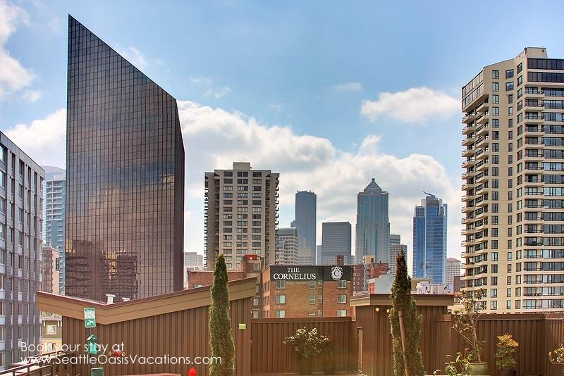 1 Bedroom Sweeping City View Oasis - Image 1 - Seattle - rentals