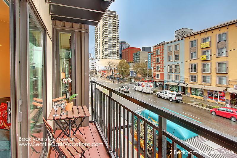 2 Bedroom Modern Oasis - Image 1 - Seattle - rentals