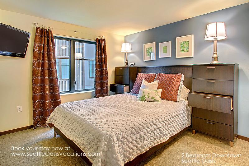 2 Bedroom, Downtown Seattle Oasis-Great location! - Image 1 - Seattle - rentals