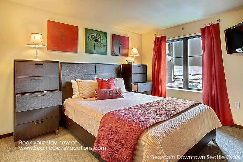 1 Bedroom Downtown Seattle Oasis - Image 1 - Seattle - rentals