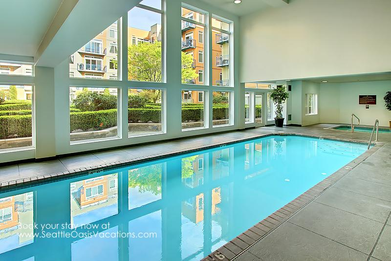 2 Bedroom Harbor and City View Oasis - Image 1 - Seattle - rentals