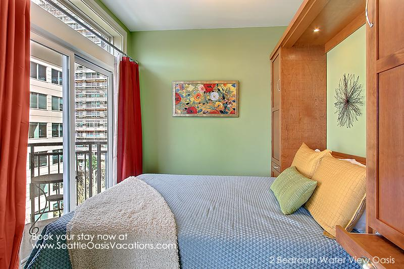 2 Bedroom Water View Oasis-Great Spring Dates Available! - Image 1 - Seattle - rentals