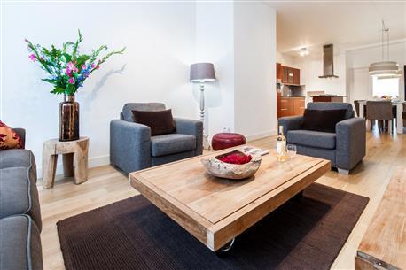 Museum Square Apartment I - Image 1 - Amsterdam - rentals