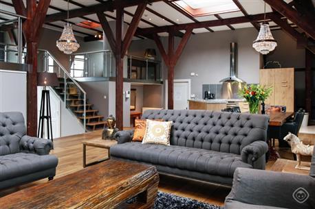 Leidseplein Royal Penthouse - Image 1 - Amsterdam - rentals
