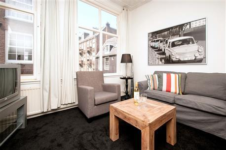 Spiegel Apartment - Image 1 - Amsterdam - rentals