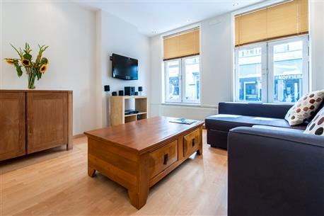 Leidseplein Longstreet Apartment 1 - Image 1 - Amsterdam - rentals