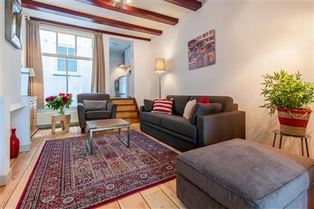 Carré Apartment A-I - Image 1 - Amsterdam - rentals