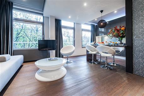 Eastern Park Apartment Suite VIII - Image 1 - Amsterdam - rentals