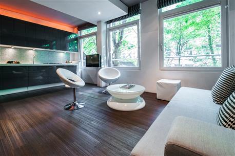 Eastern Park Apartment Suite II - Image 1 - Amsterdam - rentals