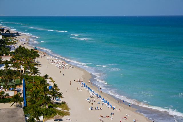 O. Point (2BR 2BA) Oceanfront! - Image 1 - Miami Beach - rentals