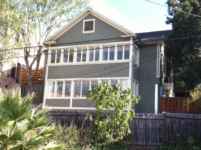 Upstairs and Downstairs are 2 separate apartments! - Elegant Silver Lake Craftsman 2BR w Deck and Views - Los Angeles - rentals