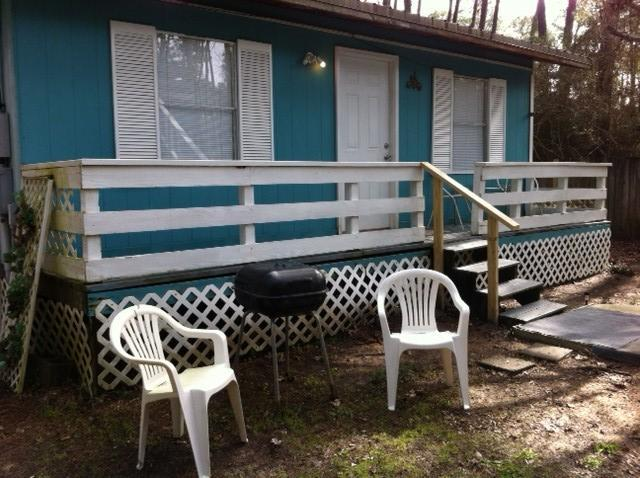Exterior - Dauphin Island, walking to the beach. - Dauphin Island - rentals