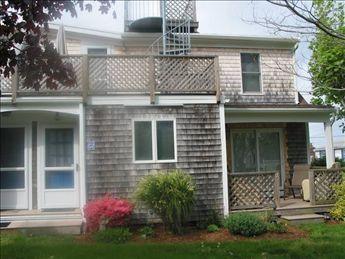 25 Tremont Street C2 Exterior - Provincetown Vacation Rental (105014) - Provincetown - rentals