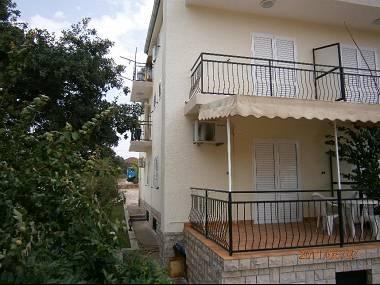 A5(3+1): terrace - 5010 A5(3+1) - Biograd - Biograd - rentals