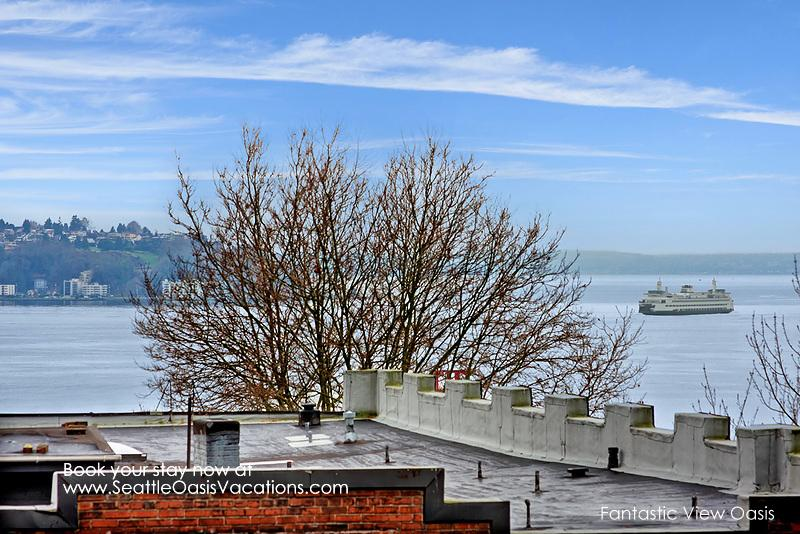 1 Bedroom-Fantastic View Oasis-Walk to the Waterfront! - Image 1 - Seattle - rentals