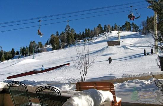 Bear Ski In Ski Out - Bear Ski In Ski Out - 2 Bedroom Vacation Rental in Big Bear Lake - Big Bear Lake - rentals