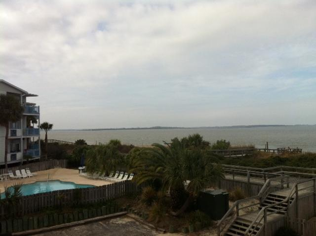 View from Balcony - Flipper Watch, Awesome views Great Price on Tybee - Tybee Island - rentals