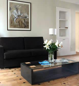 Relax after a hard day spent in the local museums - Marais Picasso Luxury 3 Bedroom with A/C - Paris - rentals