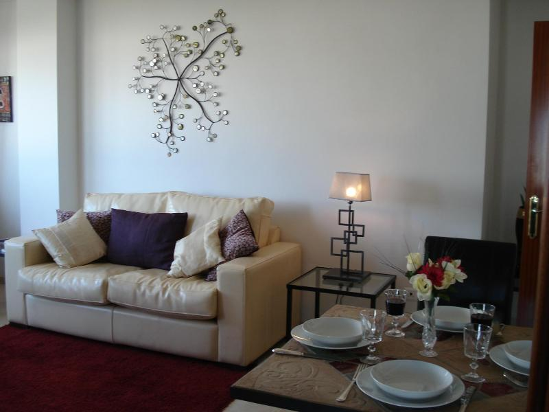 lounge - 2 bed WIFI English TV Sky Sport Sea View equipped - Estepona - rentals