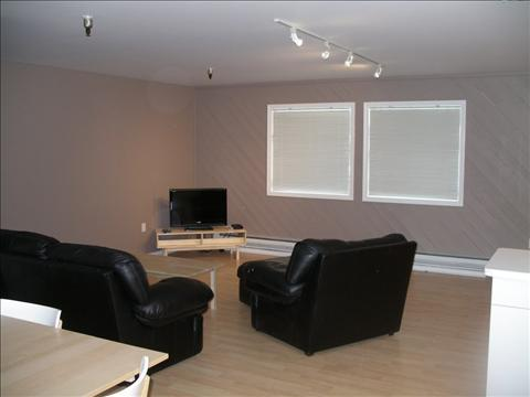 Living room - Trierschield Bldg 21 - Sitka - rentals