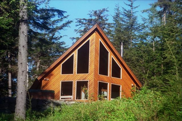 The Ultimate in Alaska Lodging! - Golden Alaskan Lodge - Sitka - rentals