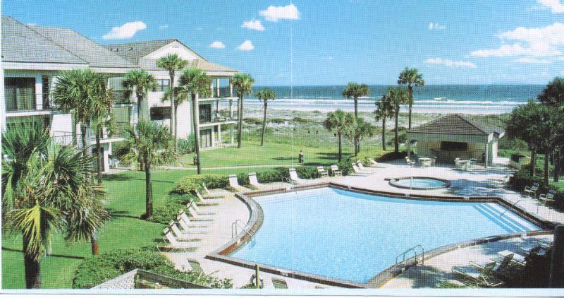 """Ocean Gallery: Best Address on the Beach! - """"Best Address on the Beach"""", Designer Showcase - Saint Augustine Beach - rentals"""