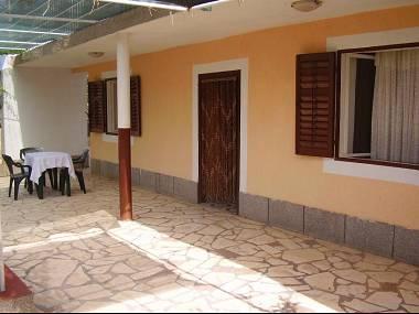 H(10+2): terrace - 5013 H(10+2) - Vinisce - Vinisce - rentals