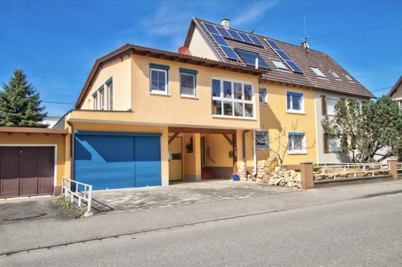 Vacation Apartment in Herbolzheim - 517 sqft, generous features, relaxing, cosily furnished (# 2307) #2307 - Vacation Apartment in Herbolzheim - 517 sqft, generous features, relaxing, cosily furnished (# 2307) - Herbolzheim - rentals