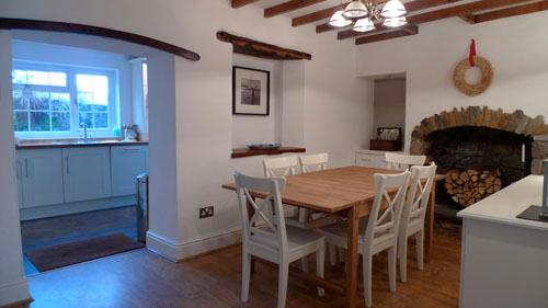 Pet Friendly Holiday Cottage - Woodbine Cottage, Saundersfoot - Image 1 - Saundersfoot - rentals