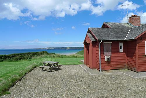 Holiday Home - Cedar Bungalow, Newgale - Image 1 - Newgale - rentals