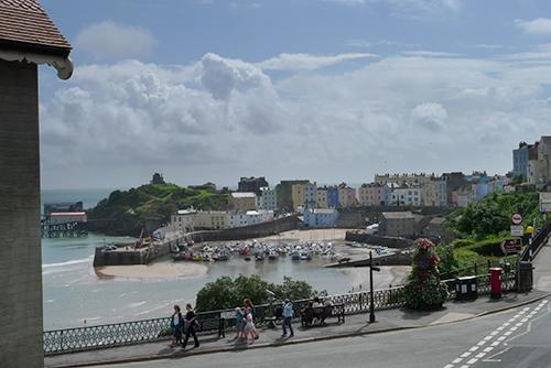 Holiday Apartment - Little Harbour View, Tenby - Image 1 - Tenby - rentals