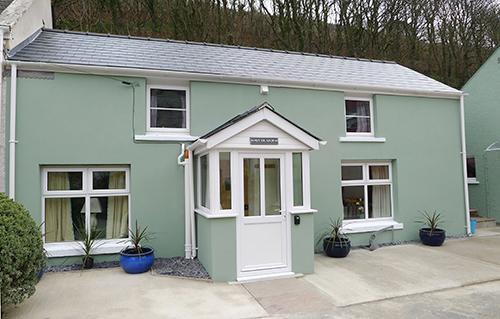 Holiday Cottage - Min yr Afon Cottage, Solva - Image 1 - Solva - rentals