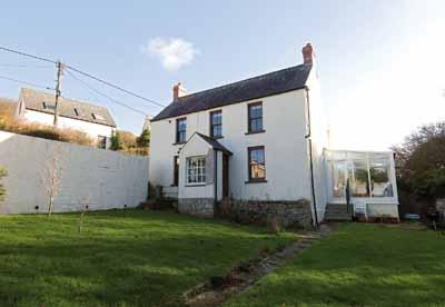 Holiday Home - Wesley House, Little Haven - Image 1 - Little Haven - rentals
