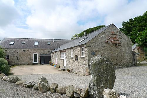 The Old Dairy - Image 1 - Llanreithan - rentals