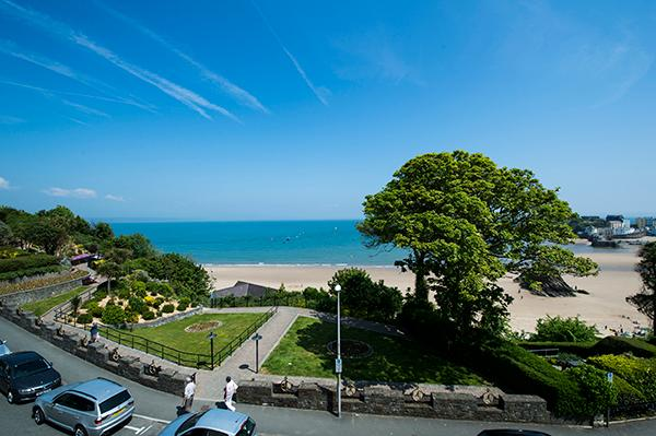 Holiday Apartment - St Catherines Suite, Harbour Heights, Tenby - Image 1 - Tenby - rentals