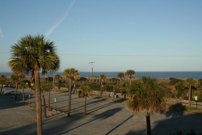 A deck with a View! - Townhouse with Amazing Views!  (close to Beach) - Tybee Island - rentals