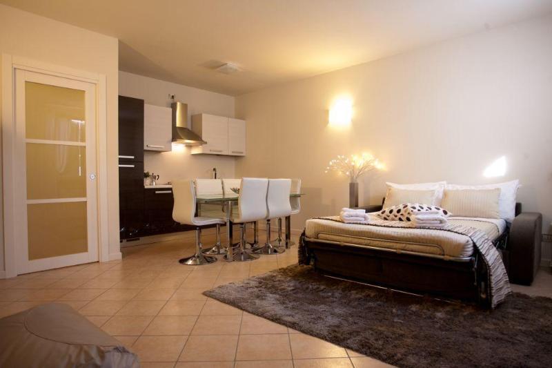 living room - Gorgeous Lake Garda 2 bedroom apartment - Desenzano Del Garda - rentals