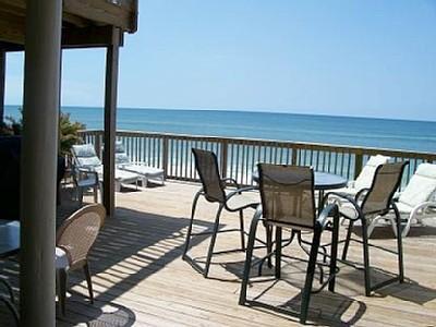 Main Deck - DESTIN: LUXURY*HUGE 4BR GULF FRONT*PRIVATE BEACH! - Destin - rentals