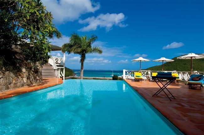 Casa Branca at Anse Marcel, Saint Maarten - Ocean View, Large Infinity Pool - Image 1 - Anse Marcel - rentals